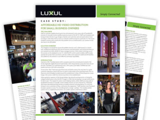 Luxul Case Study