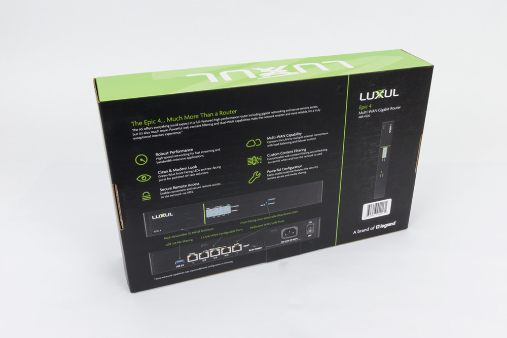 Luxul packaging 4