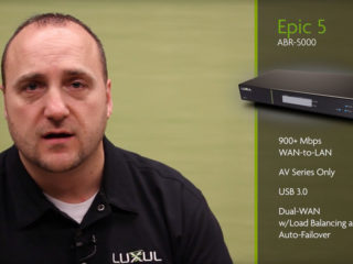 Luxul Product Video