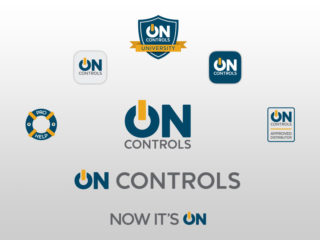 On Controls Branding