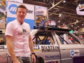 Bill Caswell at SEMA
