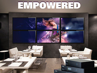 Luxul Empowered HD Over IP